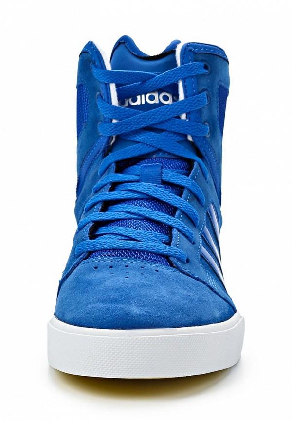 Мужские кеды Adidas Neo (Адидас Нео) F39053: изображение 7