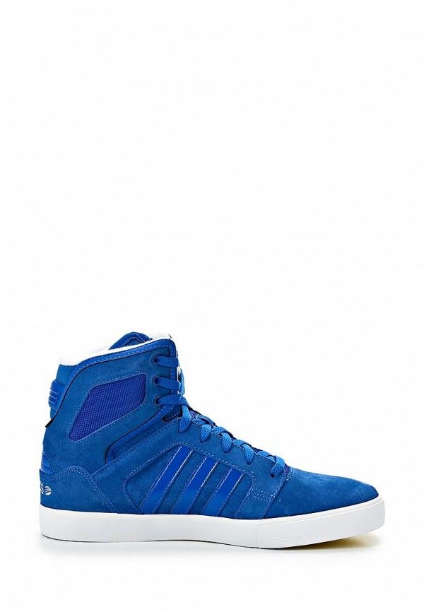 Мужские кеды Adidas Neo (Адидас Нео) F39053: изображение 9