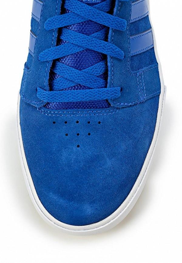 Мужские кеды Adidas Neo (Адидас Нео) F39053: изображение 11