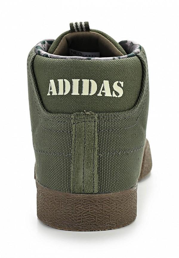 Мужские кеды Adidas Neo (Адидас Нео) F39040: изображение 3