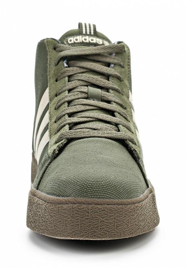 Мужские кеды Adidas Neo (Адидас Нео) F39040: изображение 7