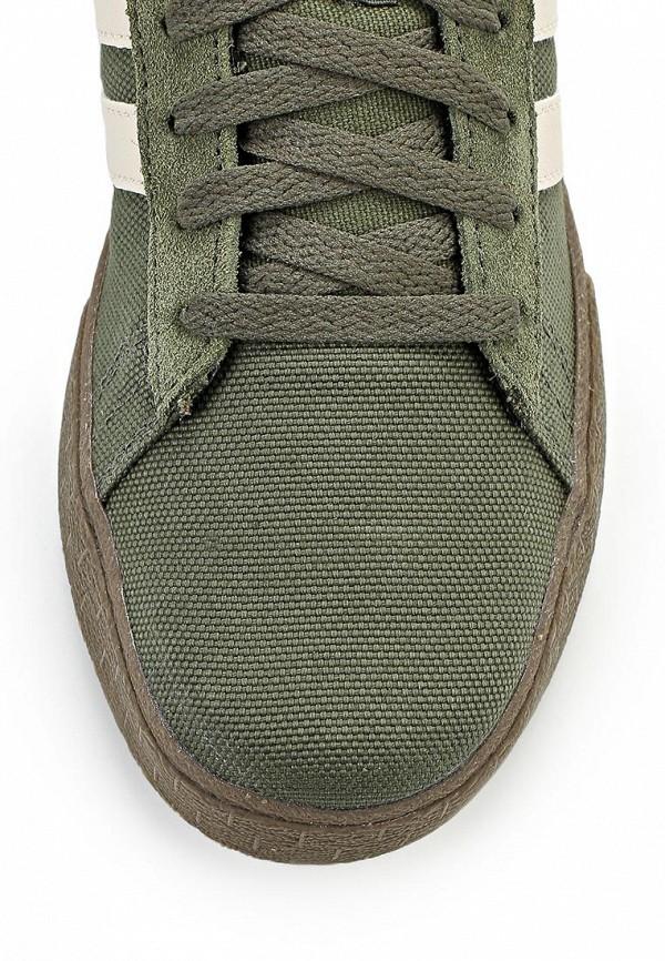 Мужские кеды Adidas Neo (Адидас Нео) F39040: изображение 11