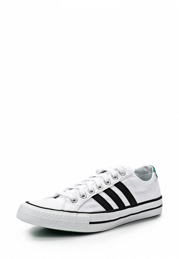 Мужские кеды Adidas Neo (Адидас Нео) F39085: изображение 1