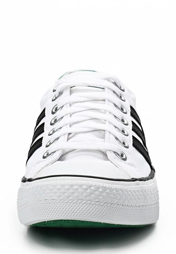 Мужские кеды Adidas Neo (Адидас Нео) F39085: изображение 6