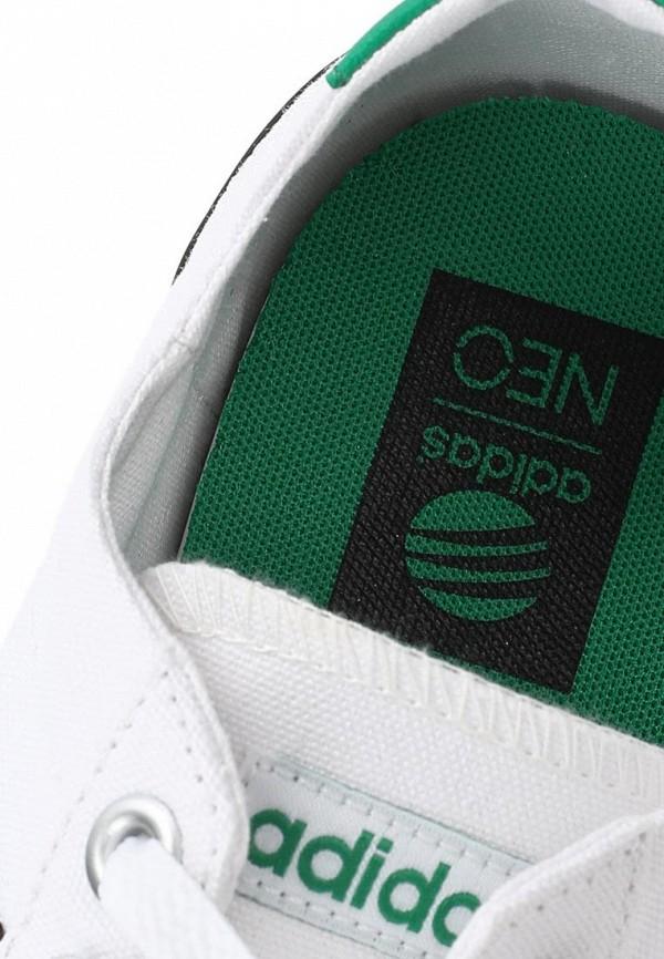 Мужские кеды Adidas Neo (Адидас Нео) F39085: изображение 12