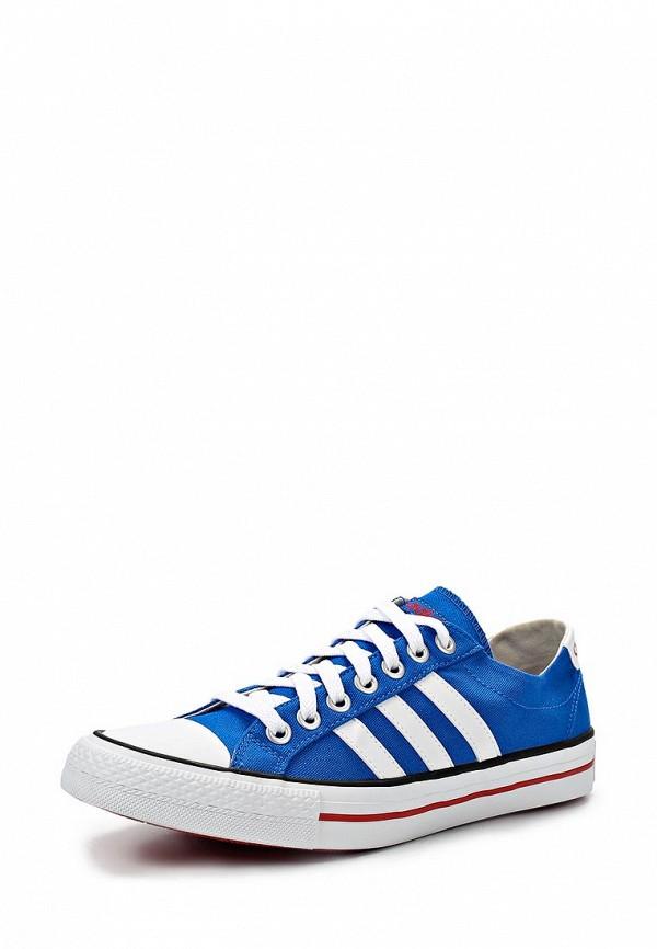 Мужские кеды Adidas Neo (Адидас Нео) F39087: изображение 1