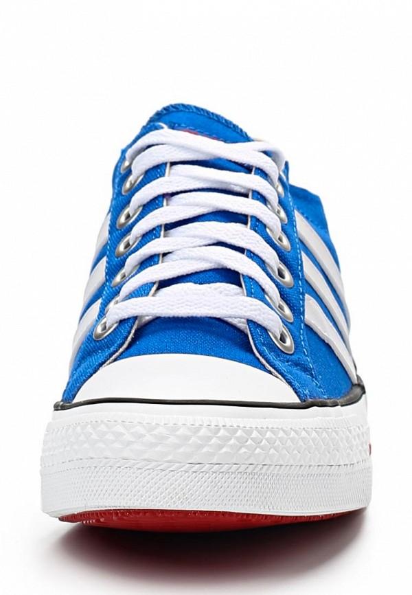 Мужские кеды Adidas Neo (Адидас Нео) F39087: изображение 6