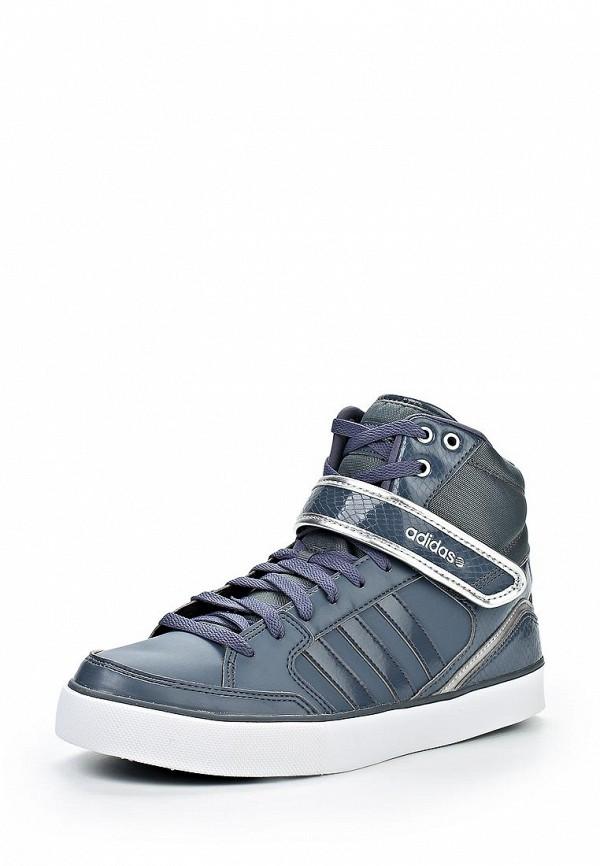 Мужские кеды Adidas Neo (Адидас Нео) F38649: изображение 1