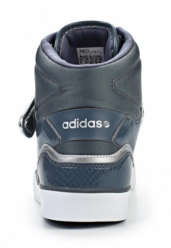Мужские кеды Adidas Neo (Адидас Нео) F38649: изображение 2