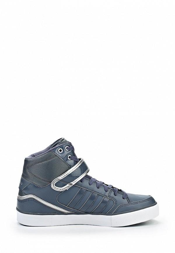 Мужские кеды Adidas Neo (Адидас Нео) F38649: изображение 3