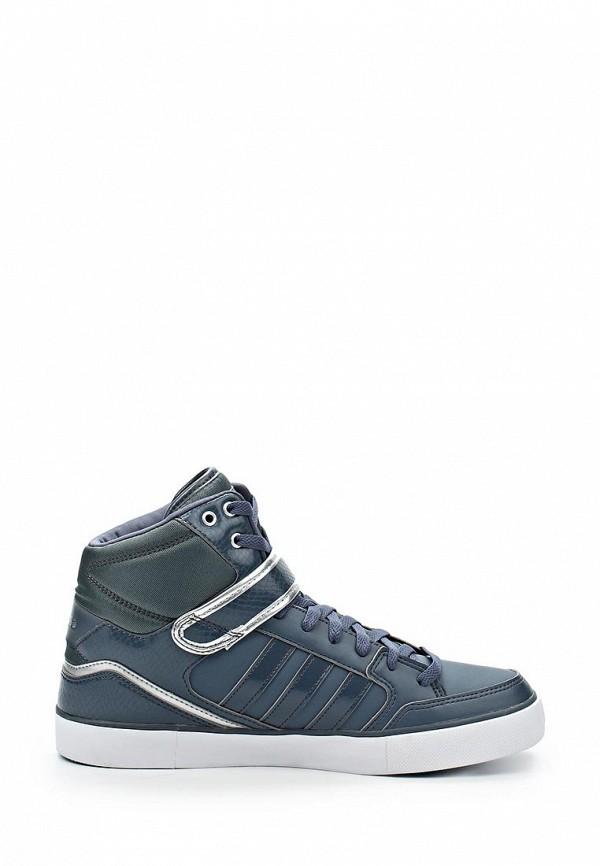Мужские кеды Adidas Neo (Адидас Нео) F38649: изображение 4
