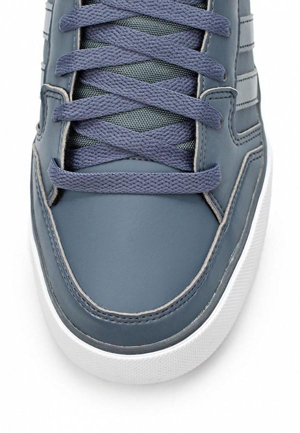 Мужские кеды Adidas Neo (Адидас Нео) F38649: изображение 5