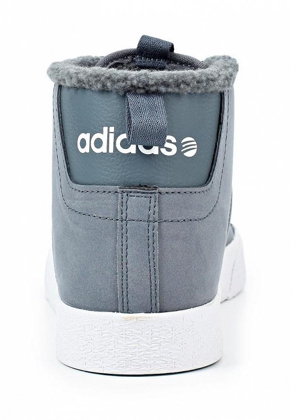 Спортивные мужские ботинки Adidas Neo (Адидас Нео) F38775: изображение 3