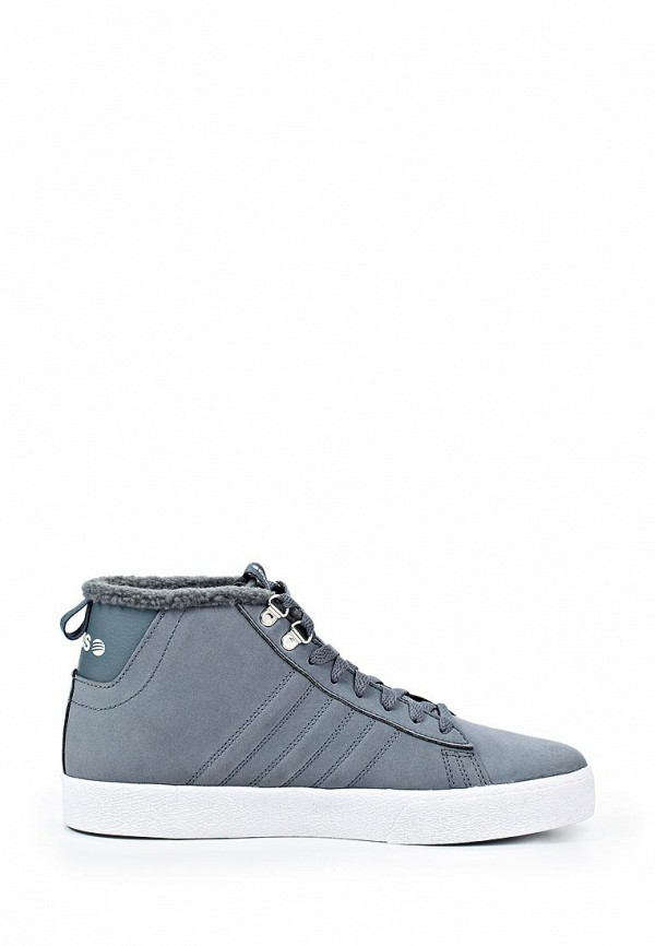Спортивные мужские ботинки Adidas Neo (Адидас Нео) F38775: изображение 8