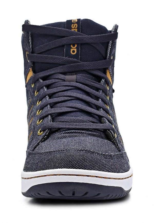 Мужские кроссовки Adidas Neo (Адидас Нео) F38420: изображение 5