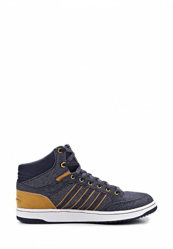 Мужские кроссовки Adidas Neo (Адидас Нео) F38420: изображение 7