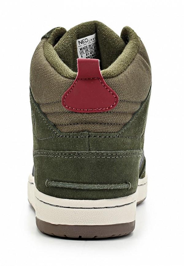 Мужские кеды Adidas Neo (Адидас Нео) F38423: изображение 2