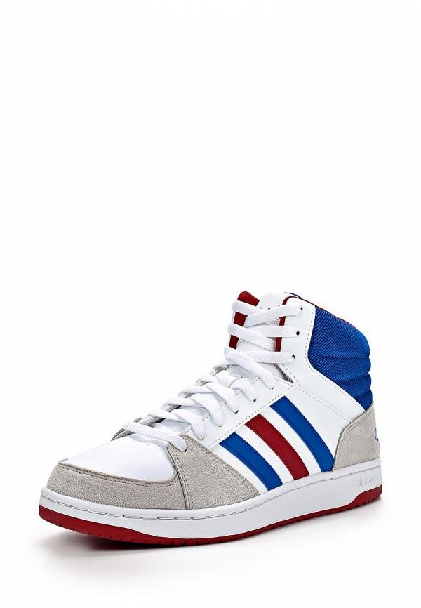 Мужские кеды Adidas Neo (Адидас Нео) F38431: изображение 1