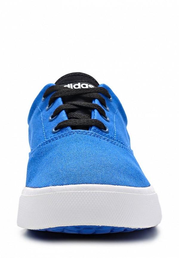Мужские кеды Adidas Neo (Адидас Нео) F38551: изображение 5