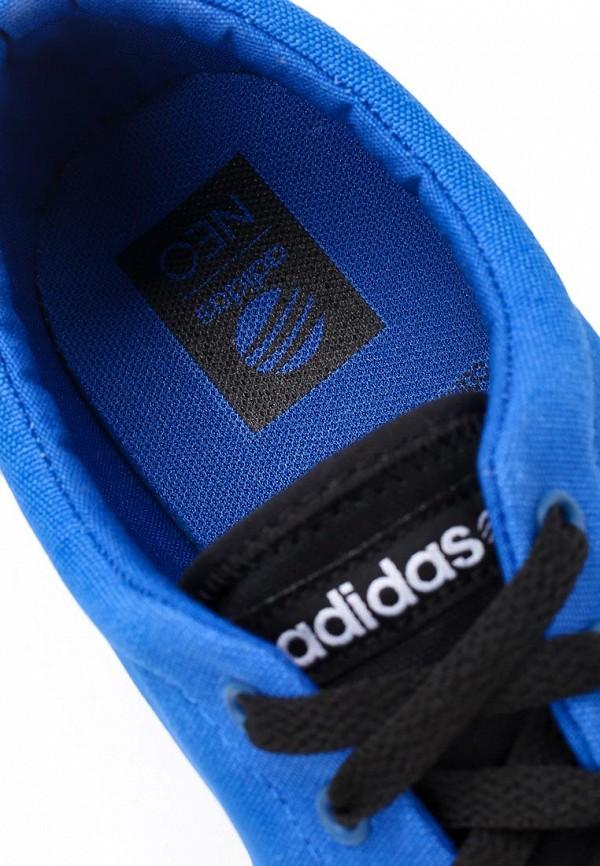 Мужские кеды Adidas Neo (Адидас Нео) F38551: изображение 11