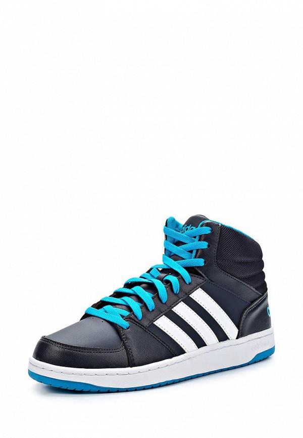 Мужские кеды Adidas Neo (Адидас Нео) F38433: изображение 1