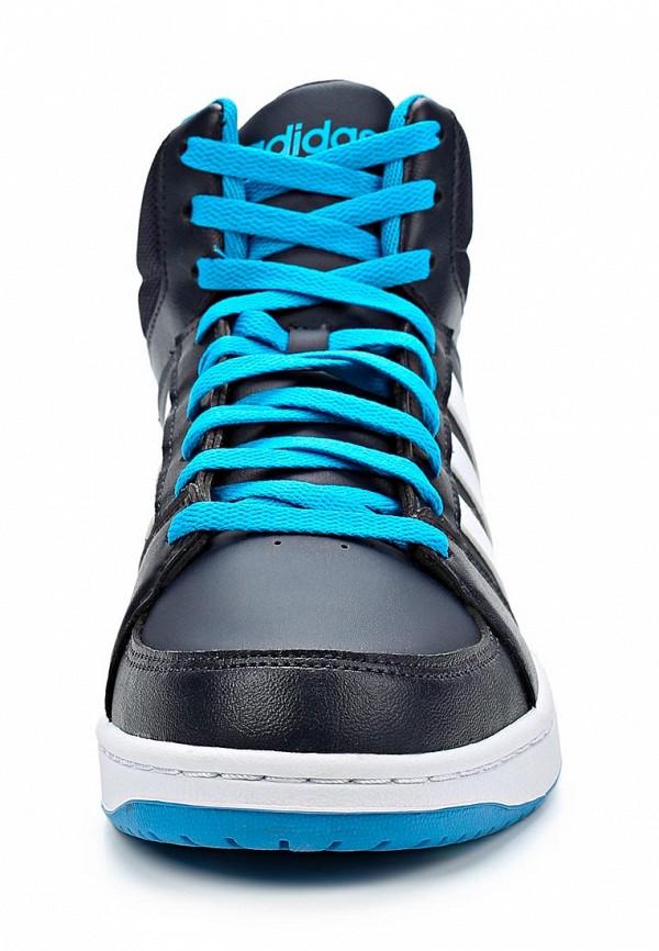 Мужские кеды Adidas Neo (Адидас Нео) F38433: изображение 5