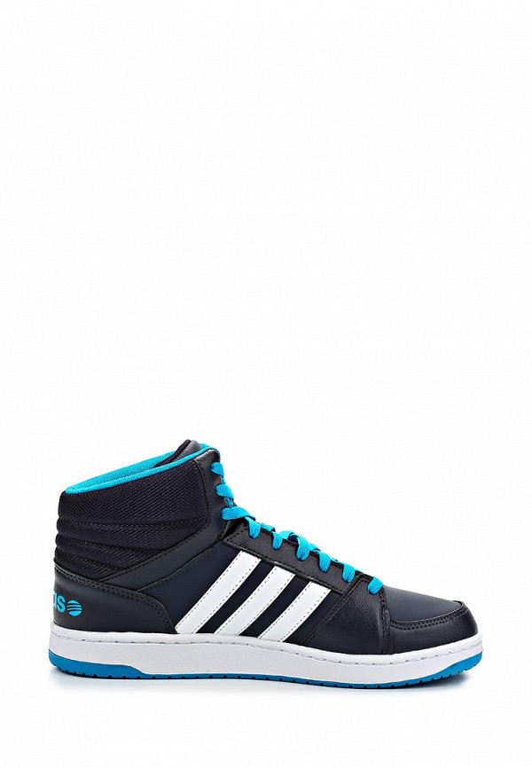 Мужские кеды Adidas Neo (Адидас Нео) F38433: изображение 7