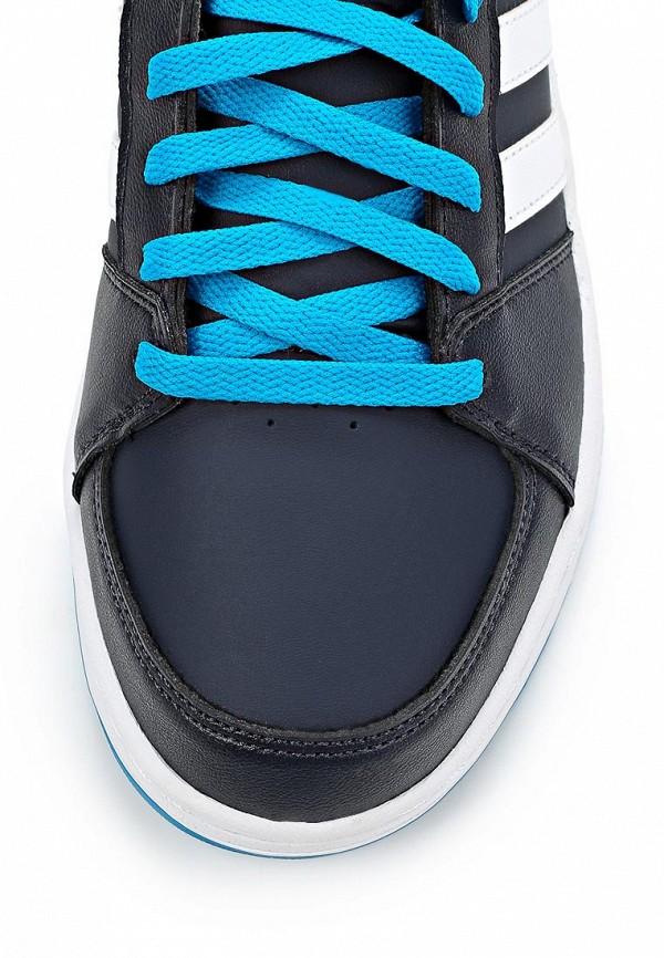 Мужские кеды Adidas Neo (Адидас Нео) F38433: изображение 9
