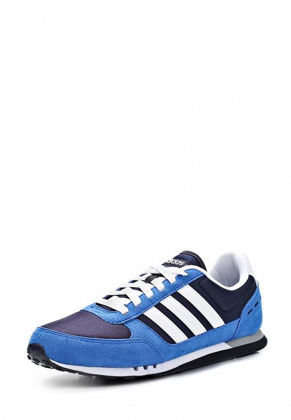 Мужские кроссовки Adidas Neo (Адидас Нео) F38451: изображение 1