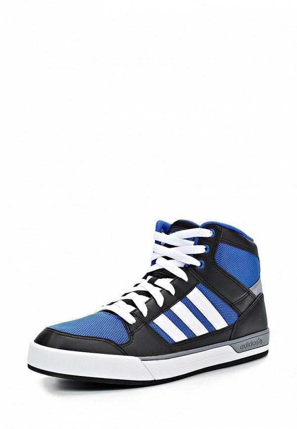 Мужские кеды Adidas Neo (Адидас Нео) F38564: изображение 1