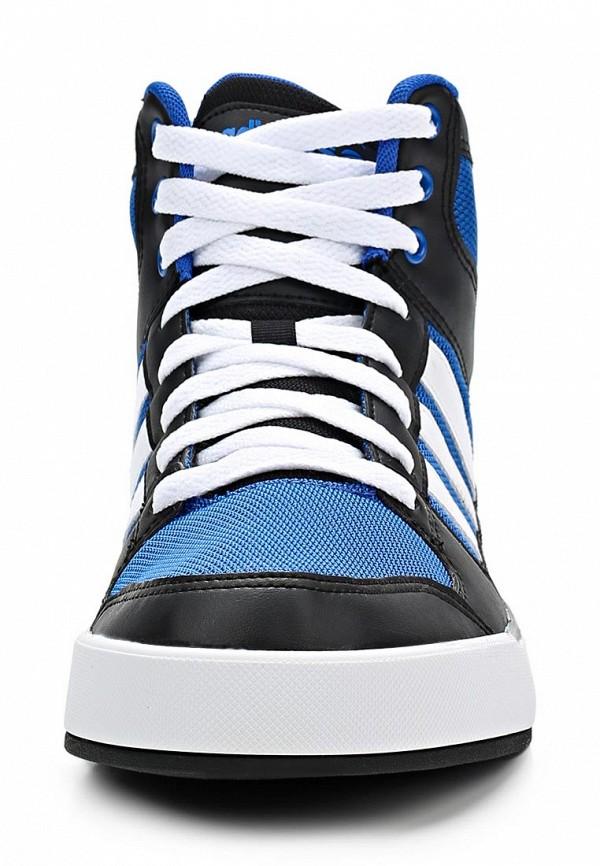 Мужские кеды Adidas Neo (Адидас Нео) F38564: изображение 6