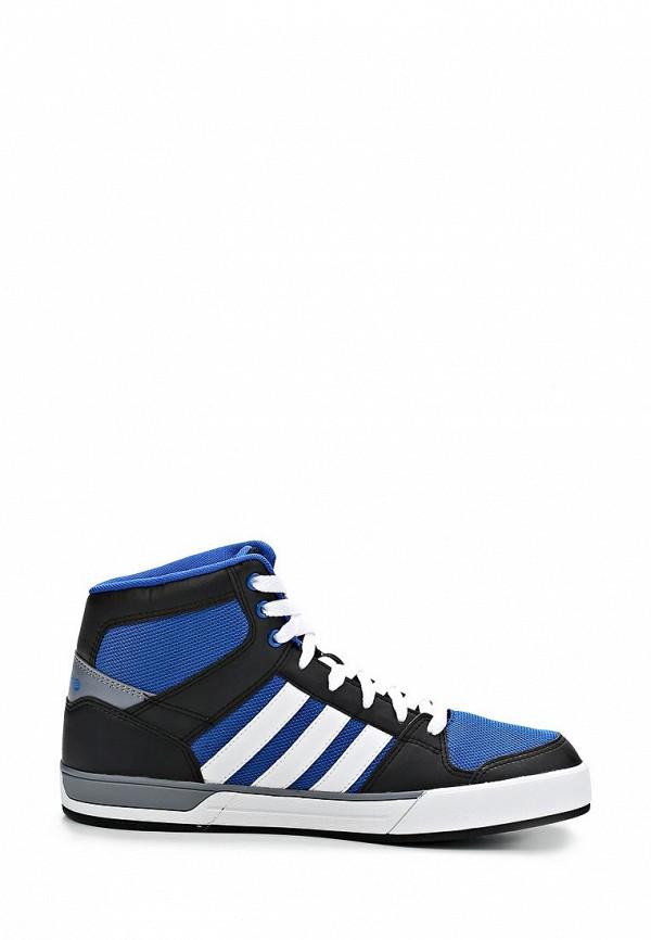 Мужские кеды Adidas Neo (Адидас Нео) F38564: изображение 8