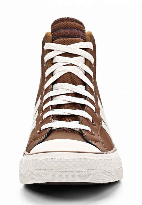 Мужские кеды Adidas Neo (Адидас Нео) F38573: изображение 6