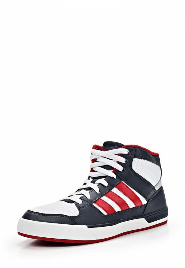 Мужские кеды Adidas Neo (Адидас Нео) F38563: изображение 1