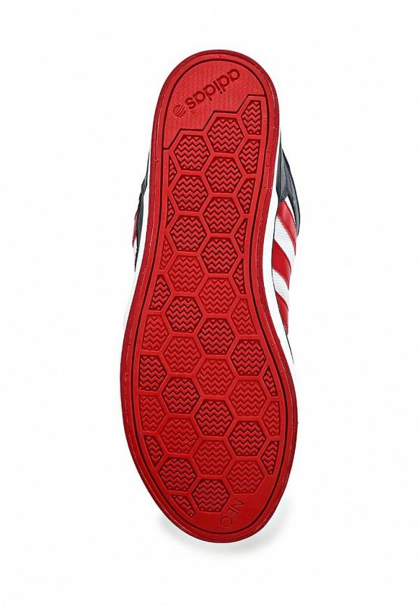 Мужские кеды Adidas Neo (Адидас Нео) F38563: изображение 3