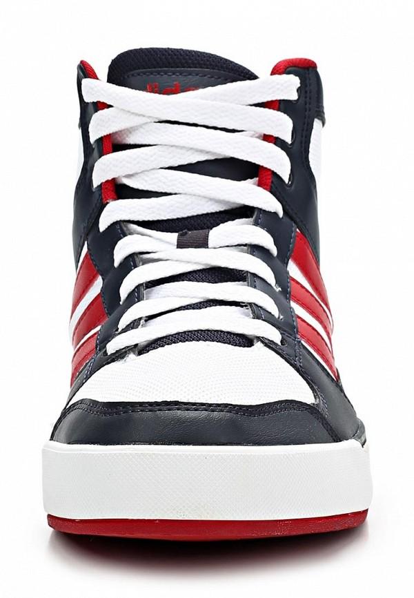 Мужские кеды Adidas Neo (Адидас Нео) F38563: изображение 5