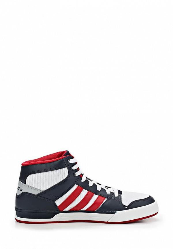 Мужские кеды Adidas Neo (Адидас Нео) F38563: изображение 7
