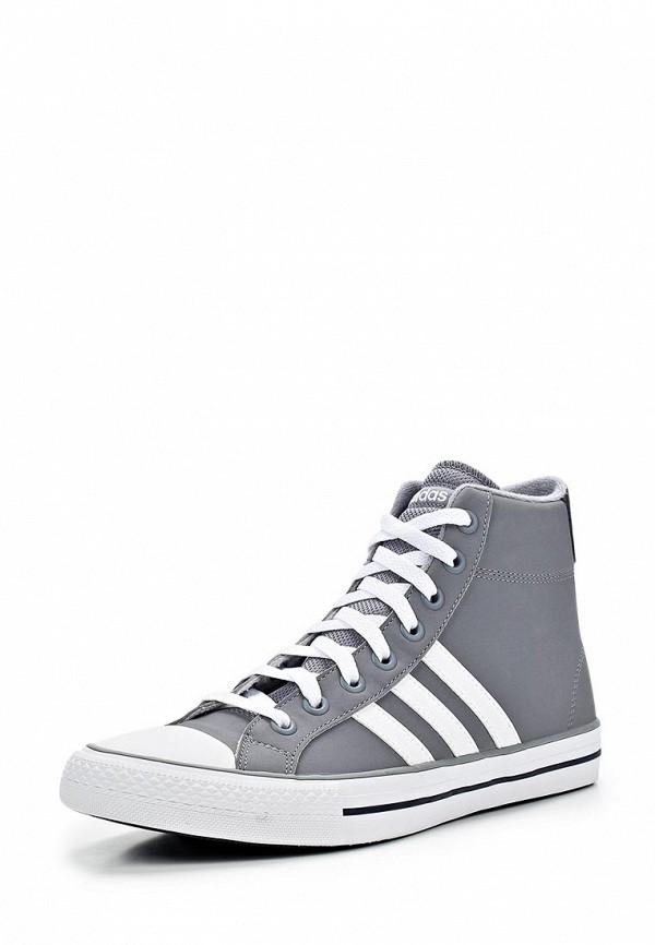Мужские кеды Adidas Neo (Адидас Нео) F38572: изображение 1
