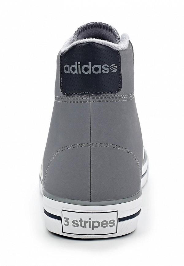 Мужские кеды Adidas Neo (Адидас Нео) F38572: изображение 3