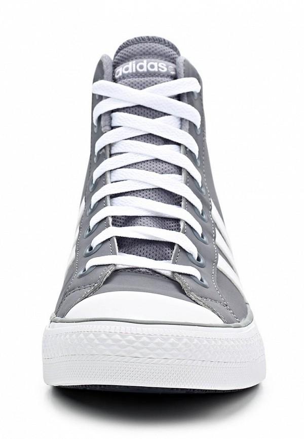 Мужские кеды Adidas Neo (Адидас Нео) F38572: изображение 6