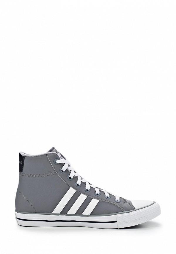 Мужские кеды Adidas Neo (Адидас Нео) F38572: изображение 8