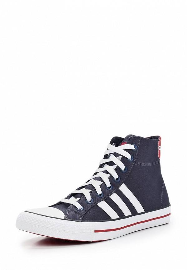 Мужские кеды Adidas Neo (Адидас Нео) F38575: изображение 1