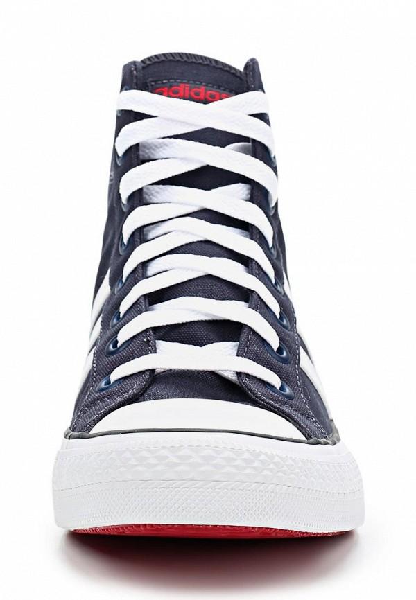 Мужские кеды Adidas Neo (Адидас Нео) F38575: изображение 5