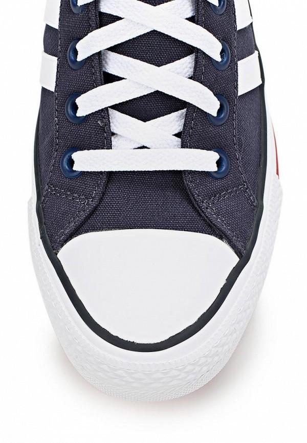 Мужские кеды Adidas Neo (Адидас Нео) F38575: изображение 9