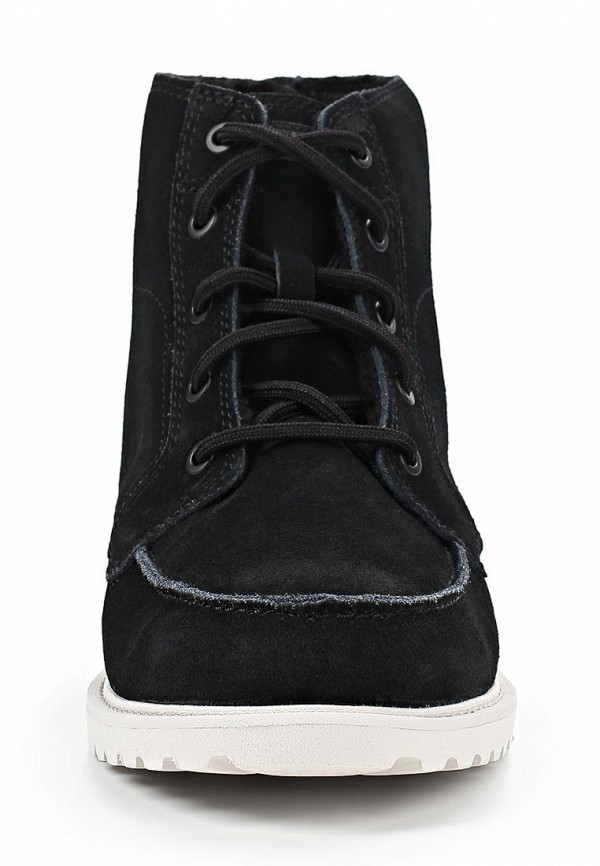 Мужские ботинки Adidas Neo (Адидас Нео) F38581: изображение 4