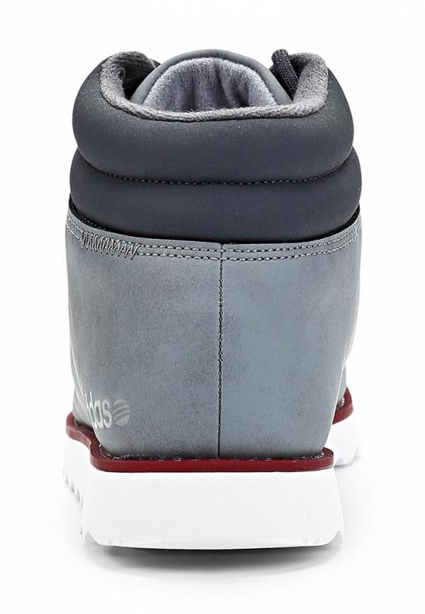 Мужские ботинки Adidas Neo (Адидас Нео) F38586: изображение 3