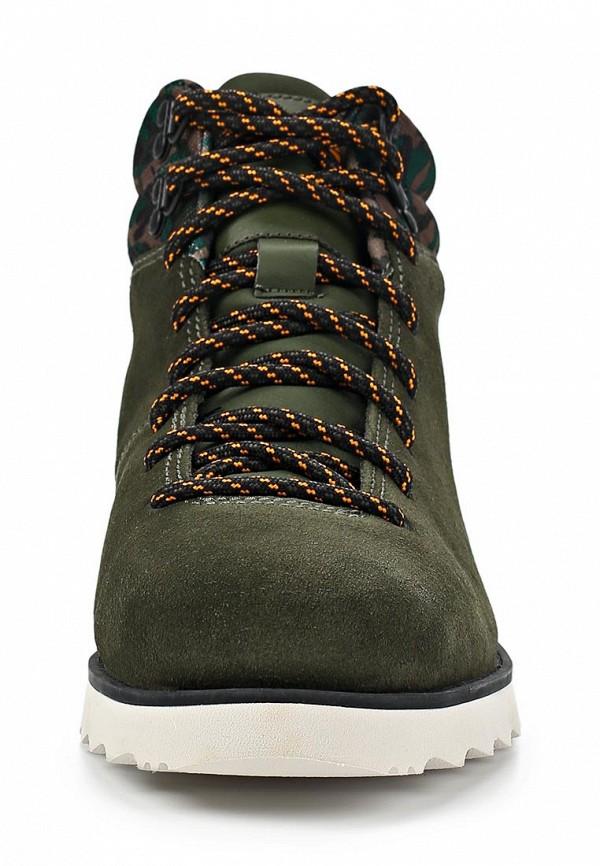 Мужские ботинки Adidas Neo (Адидас Нео) F38588: изображение 5