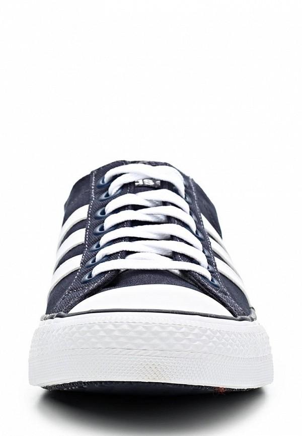 Мужские кеды Adidas Neo (Адидас Нео) F38611: изображение 5