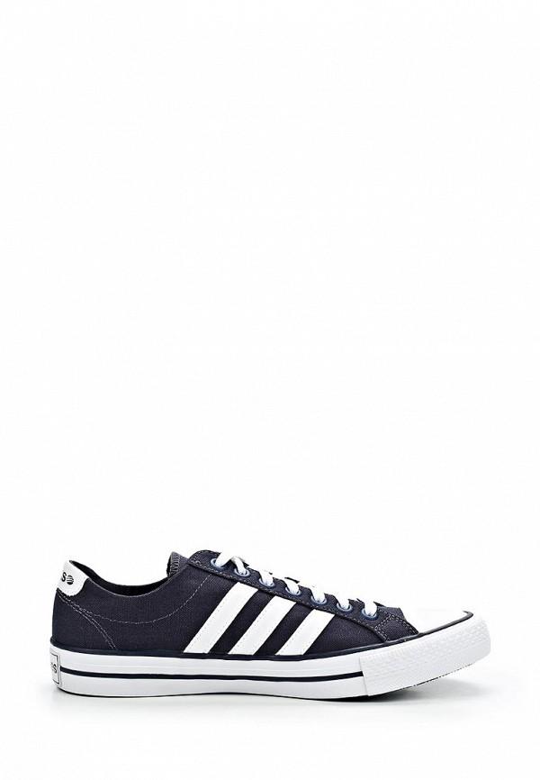 Мужские кеды Adidas Neo (Адидас Нео) F38611: изображение 7