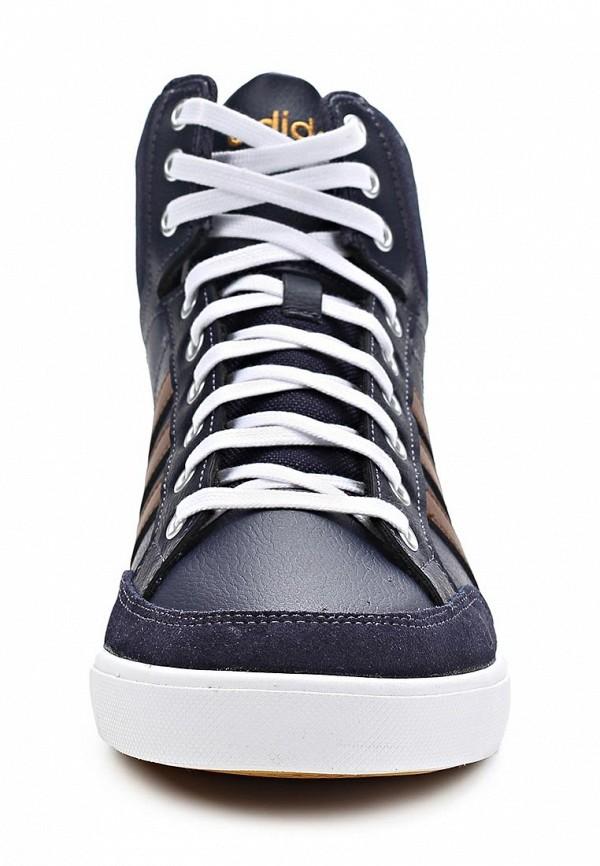 Мужские кроссовки Adidas Neo (Адидас Нео) F38615: изображение 6